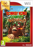 Donkey Kong Country Returns Select Wii U