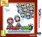 Mario and Luigi Dream Team Bros Select 3DS
