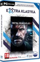 Metal Gear Solid Ground Zeroes Ekstra Klasyka PC