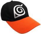 Czapka Naruto Konoha Symbol Gadżety