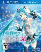 Hatsune Miku Project Diva X PSV