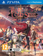 The Legend of Heroes Trails of Cold Steel 2 PSV