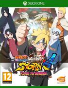 Naruto Shippuden Ultimate Ninja Storm 4 Road to Boruto XONE