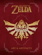 The Legend of Zelda Book Art & Artifacts Gadżety