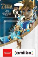 Figurka Amiibo Zelda - Link Archer Gadżety