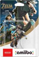 Figurka Amiibo Zelda - Link Rider Gadżety