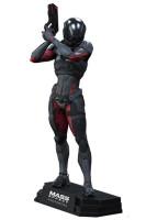 Mass Effect Andromeda Color Tops Action Figure Sara Ryder 18 cm Gadżety