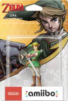 Figurka Amiibo Zelda - Link Twilight Princess 3DS