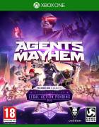 Agents of Mayhem XONE