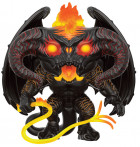 Lord of the Rings Super Sized POP! Movies Vinyl Figure Balrog 15 cm Gadżety