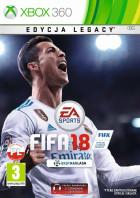 FIFA 18 Legacy X360