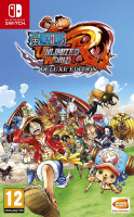 One Piece Unlimited World Red Switch
