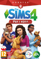 The Sims 4 Psy i Koty dodatek PC