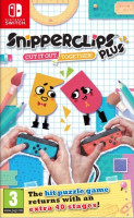 Snipperclips Plus Cut it out together!, Nintendo Switch