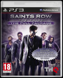 Saints Row 3 The Full Package PS3