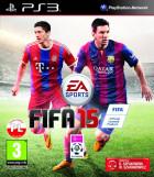 Fifa 15 PL, PlayStation 3