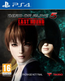 Dead Or Alive 5 Last Round, PS4