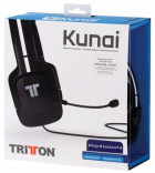Headset Tritton Kunai czarny PS4 PS3 PS3