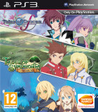 Tales of Graces F and Tales of Symphonia Chronicles Compilation PS3