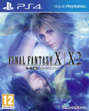 Final Fantasy X/X-2 HD Remaster, PS4