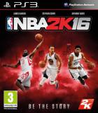 NBA 2K16 + Bonus PS3