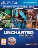 Uncharted Kolekcja Nathana Drake'a PL, PS4