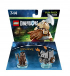 LEGO Dimensions Fun Pack Gimli Władca Pierścieni X360