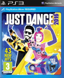 Just Dance 2016, PlayStation 3