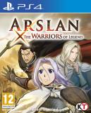 Arslan The Warriors of Legend, PS4