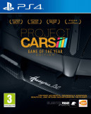 Project CARS Game of the Year, PS4