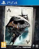 Batman Return to Arkham, PS4