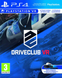 DriveClub VR, PlayStation 4