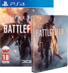 Battlefield 1 PL + SteelBook PS4
