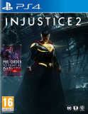 Injustice 2 + Bonus, PS4