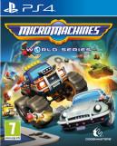Micro Machines World Series + Bonus, PS4