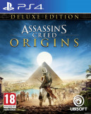 Assassin´s Creed Origins Edycja Deluxe PS4
