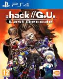 hack GU Last Recode PS4