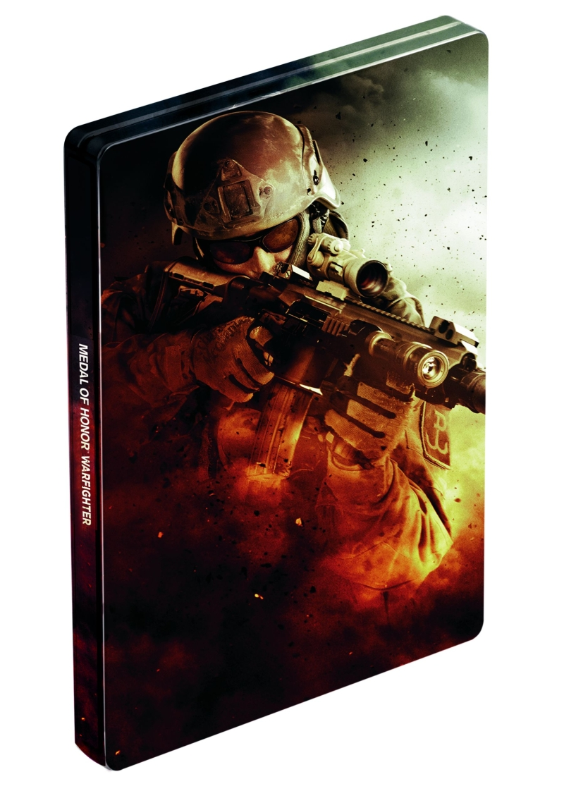 Medal Of Honor Steelbook Video Games & Consoles