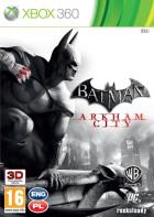 Batman Arkham City PL / ANG X360