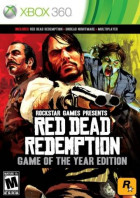 Red Dead Redemption Game of the Year Edition X360