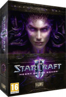 StarCraft II Heart of the Swarm PL, PC