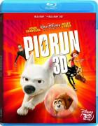 Piorun Blu-Ray 3D, Filmy