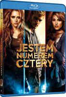 Jestem Numerem Cztery Blu-Ray, Filmy