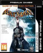 Batman Arkham Asylum GOTY PL NPG PC