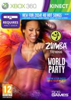 Zumba World Party (Kinect) X360