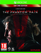 Metal Gear Solid V The Phantom Pain  Edycja Day One, Xbox One