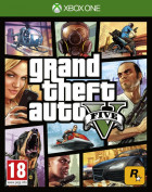 Grand Theft Auto V (GTA V, GTA 5), Xbox One