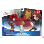Disney Infinity 2.0 Świat Avengers (Czarna Wdowa, Iron Man) Gadżety