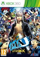 Persona 4 Arena Ultimax, Xbox 360