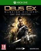 Deus Ex Mankind Divided XONE